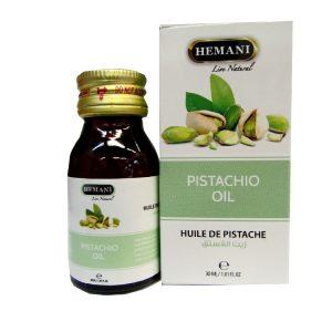 Масло фисташек  Hemani pistachio Oil 30 мл