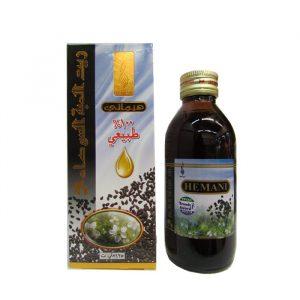 Масло Черного тмина  Хемани Black Seed Oil  Hemani 125 мл