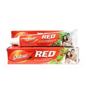 Зубная паста РЕД Дабур (Индия) Dabur Red 100 грамм