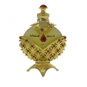 Парфюмированное масло Khadlaj Hareem Al Sultan Gold