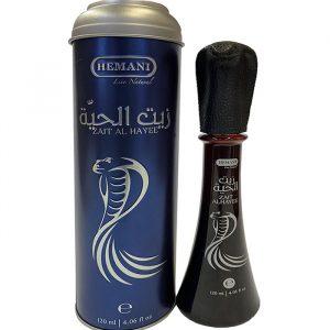 Масло от выпадения волос Zait Al Hayee 120 мл смываемое Hemani