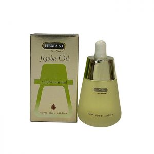 Премиум масло жожоба Хемани Premium Jojoba Oil Hemani 40 мл