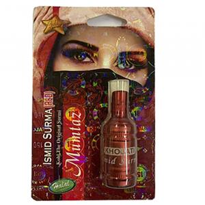 Сурьма для глаз индийская Mumtaz Ismid  Red   порошковая для оздоровления глаз  4 грамм.