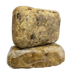 Африканское натуральное  черное мыло 150 грамм