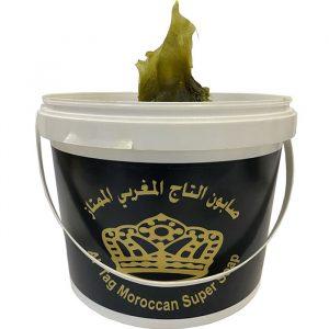 Черное Марокканское  мыло Бельди Оригинал 60 грамм.
