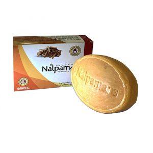 Индийское мыло Nalpamara  с Сандалом 75 грамм