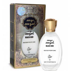 Духи — молочко унисекс женщин My Perfumes Black Oud 35 мл  / Блэк Уд