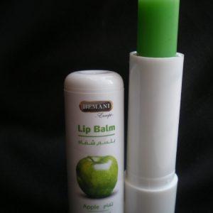 Бальзам для губ Яблоко  Lip balm Hemani