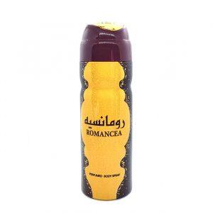 Дезодорант для женщин Ard Al Zaafaran Romancea 200 мл