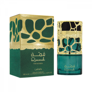 Парфюмированная вода для женщин Lattafa Perfumes Qimmah for  women / Кимма  для женщин 100 мл