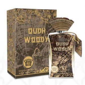 Парфюмированная вода унисекс Khalis Perfumes Oudh Woody 100 мл Уд Вуди