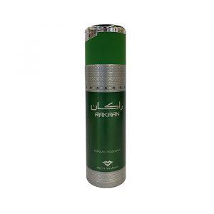 Парфюмированный дезодорант для мужчин  Swiss Arabian  Rakaan 200 мл