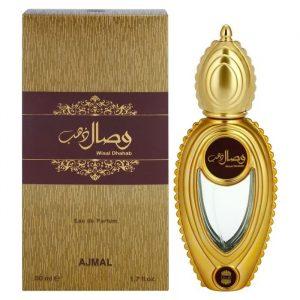 Парфюмированная вода Ajmal Wisal Dhahab 50 мл  / Висал Дахаб