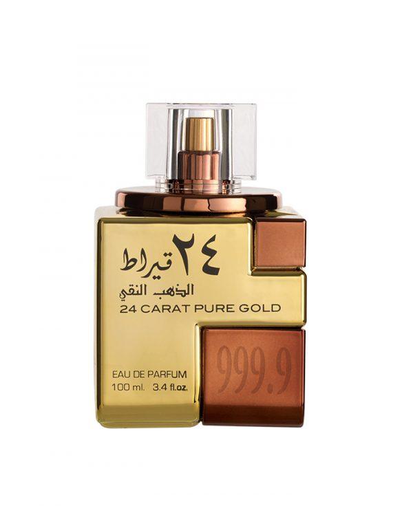 Парфюмированная вода Lattafa 24 Carat Pure Gold 100 мл