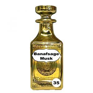 Парфюмированное масло Banafsage Musk