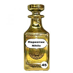 Парфюмированное масло Наркотик Nihilo