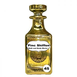 Парфюмированное масло Pinc Shiffon Bath and Body Works