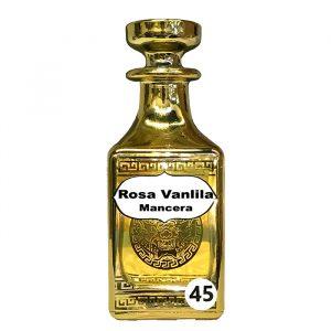 Парфюмированное масло Rosa Vanlila Mancera