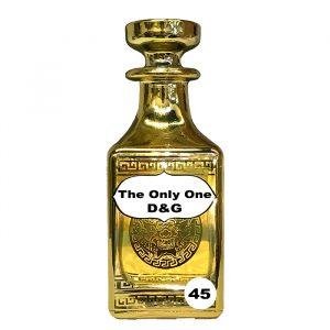 Парфюмированное масло The Only One D&G