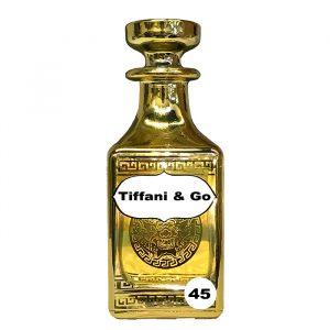 Парфюмированное масло Tiffani & Go