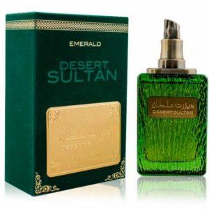 Парфюмированная вода Ard Al Zaafaran Emerald Desert Sultan  100 мл