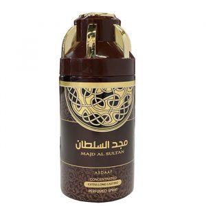 Парфюмированный дезодорант для мужчин Majd Al Sultan 250 мл