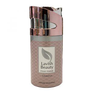 Парфюмированный дезодорант для женщин Lavish Beauty 250 мл