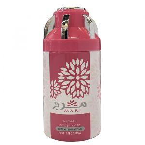 Парфюмированный дезодорант для женщин Marj 250 мл