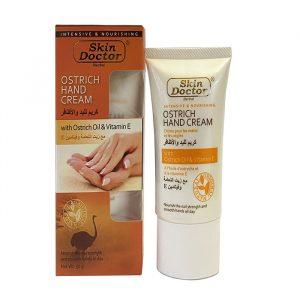 Крем для рук с жиром Страуса Skin Doctor Hand Cream  50 грамм