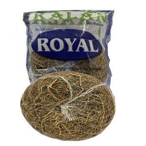 Мочалка  натуральная из травы Ветивер Ramacham