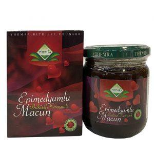 Паста для повышения потенции мужчин и женщин Эпимедиумная Themra  Epimedumlu Macun  240 грамм