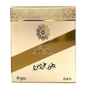 Бахур Ard aL Zaafaran Oud Mood мягкий, удовый, сладковатый.