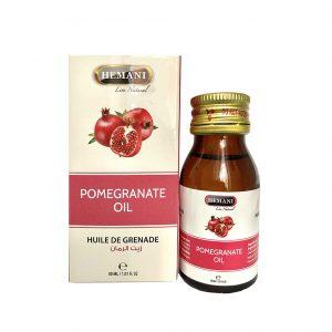 Масло граната холодного отжима Hemani Pomegranate Oil   30 мл
