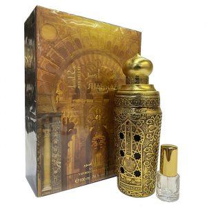 Парфюмированная вода для женщин Arabian Oud  Mukhallat Shahrazad 5 мл