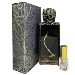 Парфюмированная вода для мужчин  Junaid Perfum  Tariikh Black 5мл