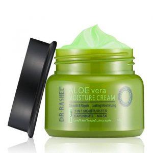 Крем с устойчивым эффектом увлажнения 3 в 1 D-R Rashel  Aloe Vera moisture cream 50 грамм
