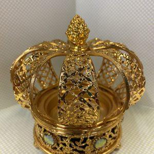 Бахурница  для разжигания  углями  в форме короны