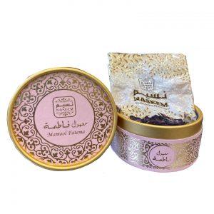 Бахур-мамул Al Naseem mamool Fatema (смолянистые щепки)  приятный нежный  аромат 20 грамм