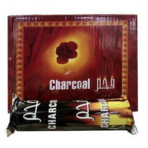 Уголь для бахура селитровый  Charcoal Naseem 10 таблеток
