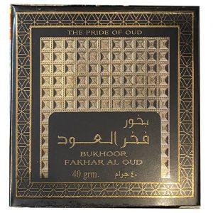 Бахур Ard Al Zaafaran Fakhar Al oud  сладкий удовый 20 грамм