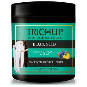 Маска для волос Trichup Hot oil Black Seed, Licorice, Lemon 500 мл