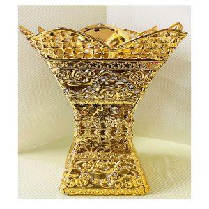 Бахурница  металлическая для дома «Цветок»