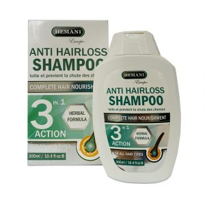 Шампунь  Hemani Anti Hairloss 3 в 1  300 мл