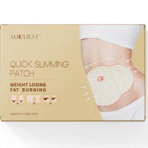 Пластырь для похудения в области живота AuQuest