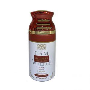 Парфюмированный дезодорант для женщин Lattafa Ana Abiedh Rouge 250 мл
