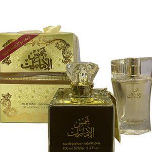 Парфюмированная вода для женщин  Ard Al Zaafaran Shams Emarat Khususi Gold 100 мл